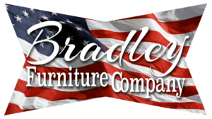 American Owned Bradley Furniture Company